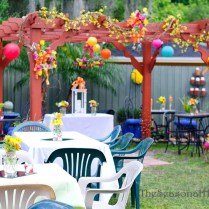 Ideas For A Budget Friendly Nostalgic Backyard Wedding Backyard