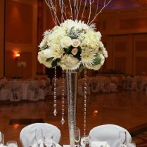 Impressive Tall Vase Wedding Centerpiece Ideas Tall Wedding