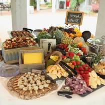 Inexpensive Wedding Reception Food Ideas Cheap Wedding Reception