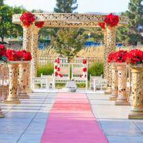 Inspirations Indian Wedding Decor With South Asian Indian Wedding