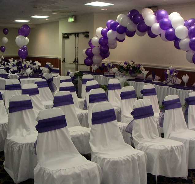 Inspiring Wedding Decoration Purple And White 47 About Remodel