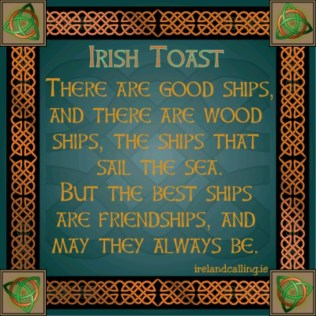 Irish Wedding Toast Quotes Quotesgram