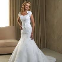 Lds Modest Wedding Dresses – Watchfreak Women Fashions