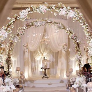 Lovable White Wedding Decoration Ideas 1000 Ideas About White