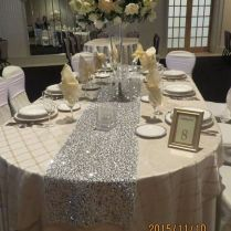 Luxury Wedding Decorations Table Runners 12