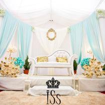 Malay Wedding Decoration Dome