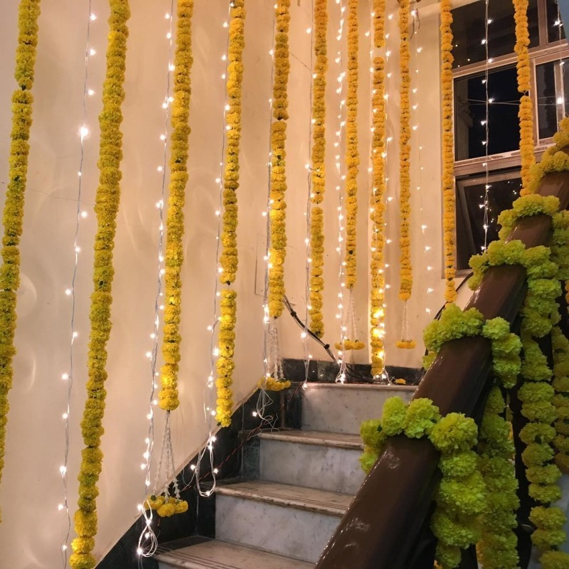 Decoration Ideas For Wedding At Home