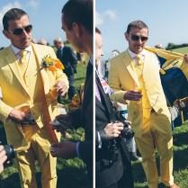 Marquee Wedding Reception In Dorset