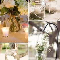 Marvellous Ideas For Mason Jars In Wedding Mason Jar Ideas For