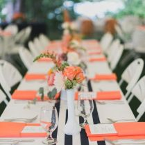 Mesmerizing Coral And Black Wedding Decorations 97 About Remodel