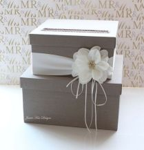 Nice Wedding Gift Card Box Ideas 7