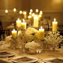 Outstanding Candle Decorations For Wedding Tables 80 About Remodel