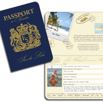 Passport Invite Template Passport Wedding Invitations Passport