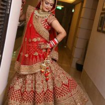Perfect Wedding Dress Of Indian Bride 77 For Your Simple Wedding