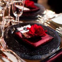 Phantom Of The Opera Style Inspiration – Ceremony And Reception