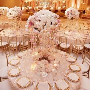 Pictures Of Wedding Reception Decor