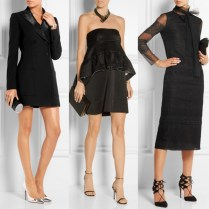 Present How To Dress Up A Black Dress 55 With Additional Royal