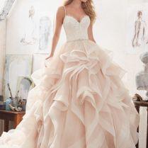 Princess Ruffle Wedding Dress 72 About Modern Wedding Dresses