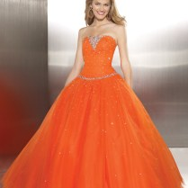 Prom Dresslove!! Orange )