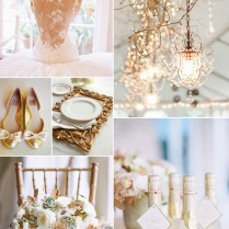 Purple And Champagne Wedding Ideas 10 Hottest Gold Wedding Color