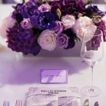 Purple Flower Centerpieces For Weddings Best 25 Purple Wedding