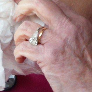 Queen Elizabeth's Engagement Ring