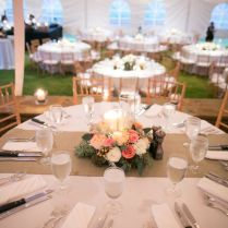 Round Tables For Wedding Reception 3627