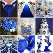 Royal Blue And Silver Wedding Ideas Purple Red Blue Silver Winter
