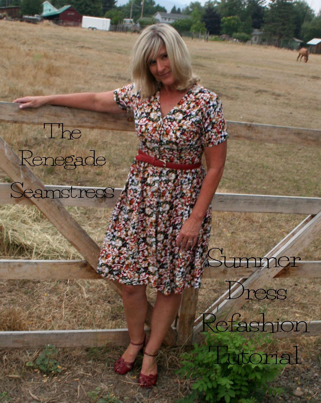 Rustic Mother of Bride Dress