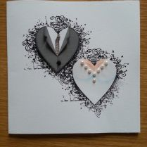 Simple Ideas To Make Handmade Wedding Cards For Everyone