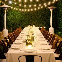 Small Wedding Dinner Party Ideas Reception Ideas For Small Wedding