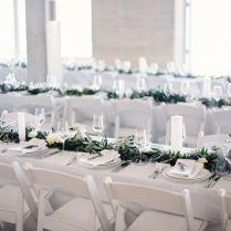 Stunning Gray And White Wedding Ideas