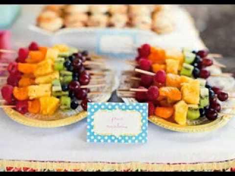 Wedding Finger Food Ideas Budget | deweddingjpg.com