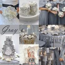 Terrific Silver Themed Wedding Ideas Wedding Silver Themed Wedding