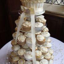 The 25 Best Cupcake Wedding Cakes Ideas On Emasscraft Org Wedding
