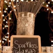 The Wedding Sparkler Send