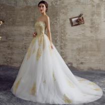 Trend Cream And Gold Wedding Dresses 80 In Wedding Dress Designers
