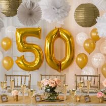 Unique 50 Wedding Anniversary Decoration Ideas 61 With Additional