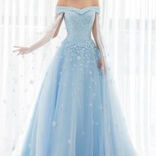 Unique Baby Blue Dress For Wedding 11 On Casual Beach Wedding