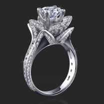 Unique Engagement Rings No Diamond