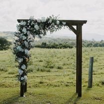 Utterly Dreamy Formal Rustic Chic Byron View Farm Wedding On The