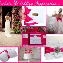 Vibrant Fuchsia Pink Wedding Colour Themes And Pink Wedding