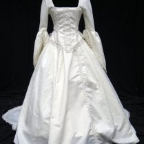 Victorian Era Wedding Dress Success Diy Wedding