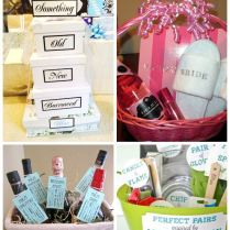 Wedding Gift Ideas For Bridal Party Best 25 Bridal Shower Gifts