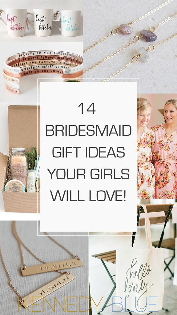 Wedding Gift For Bride From Bridesmaid