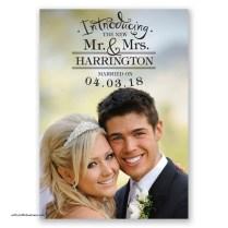 Wedding Invitation Beautiful Wedding Invitations After Eloping