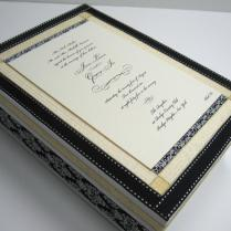 Wedding Invitation Keepsake Ideas