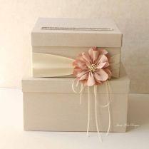 Wedding Money Boxes Ideas Best 25 Diy Wedding Card Box Ideas On