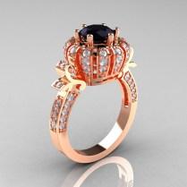 Wedding Rings Ideas Single Rose Black Diamond Centerpieces Most