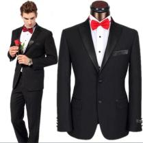 Wedding Suits For Groom Real Image 2015 Tuxedos For Men Beige